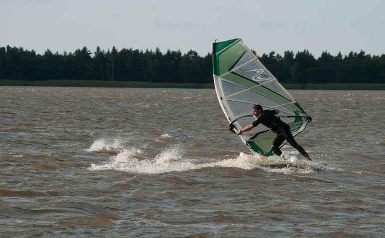 Testen Sie weitere Surfspots an der polnischen Ostseeküste.